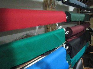 Portland pool table recovering pool table cloth colors