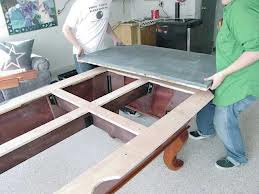 Pool table moves in Portland Maine